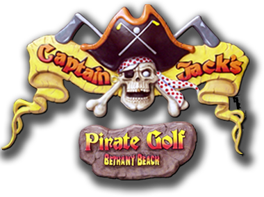 Captain Jacks Pirate Golf